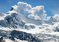 The Zinalrothorn (4221m, 13848ft)